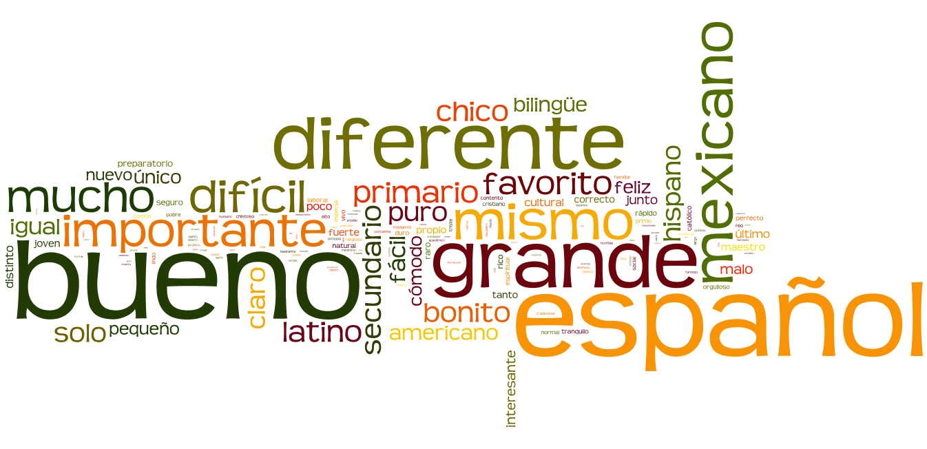 Introduction To Adjectives Spanish Grammar In Context
